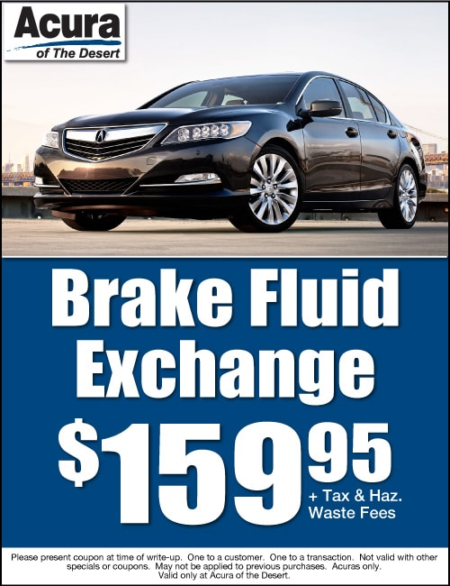 Acura Of The Desert New Acura Dealership In Cathedral City CA - Acura coupons