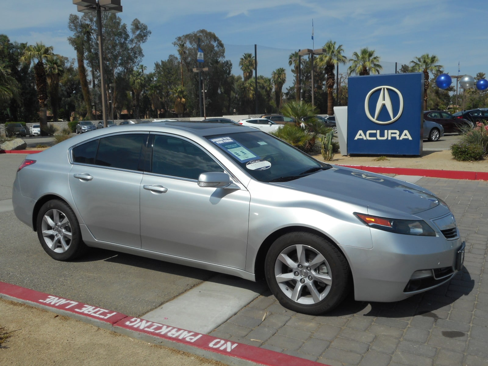 Acura Of The Desert Vehicles For Sale In Cathedral City CA - Acura tl lease offers