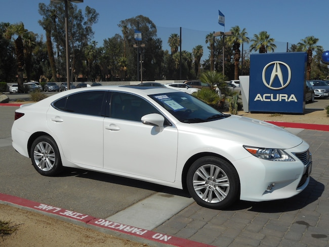 Used 2014 Lexus Es 350 For Sale Cathedral City Ca