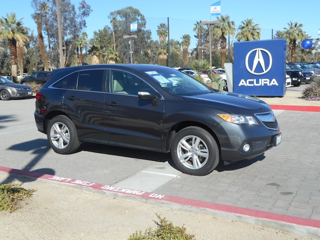 2014 Acura RDX RDX with Technology Package SUV