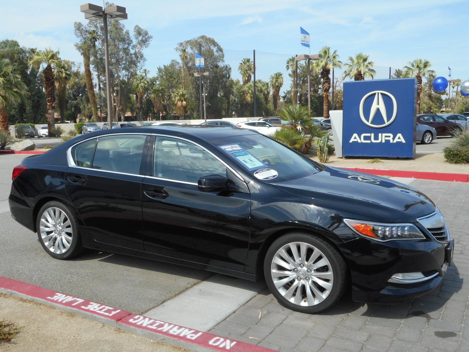 2014 Acura RLX RLX with Technology Package Sedan