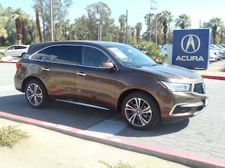 2019 Acura MDX SH-AWD with Technology and Entertainment Package SUV