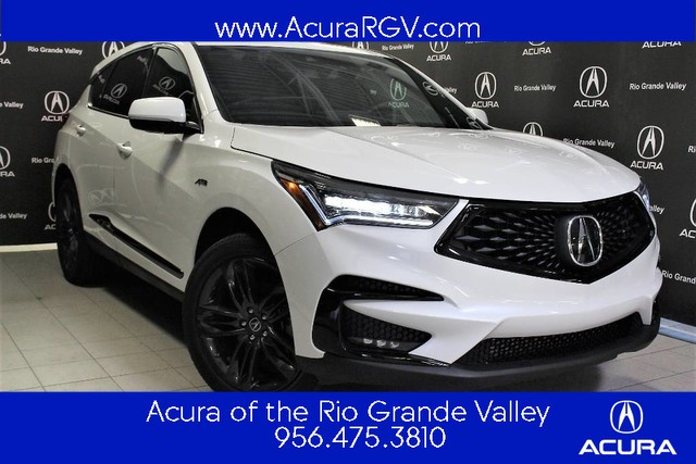 New 2020 Acura Rdx For Sale Lease San Juan Tx Vin 5j8tc1h62ll002484