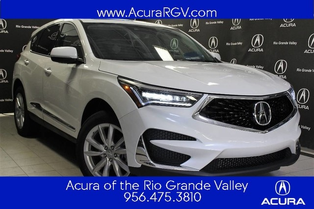 New 2020 Acura Rdx For Sale Lease San Juan Tx Vin 5j8tc1h38ll002818