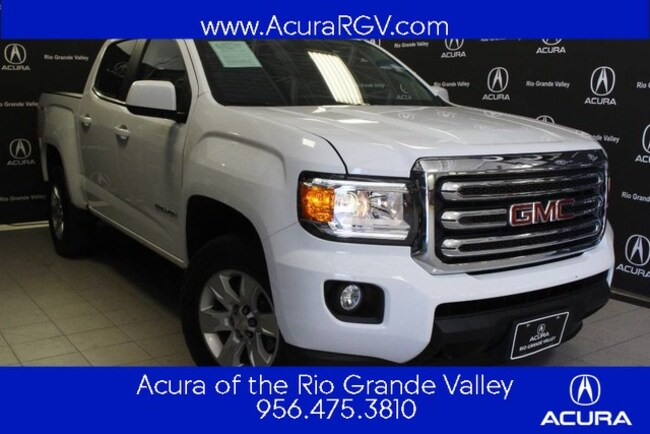 used 2017 GMC Canyon SLE Truck Crew Cab For Sale San Juan, TX