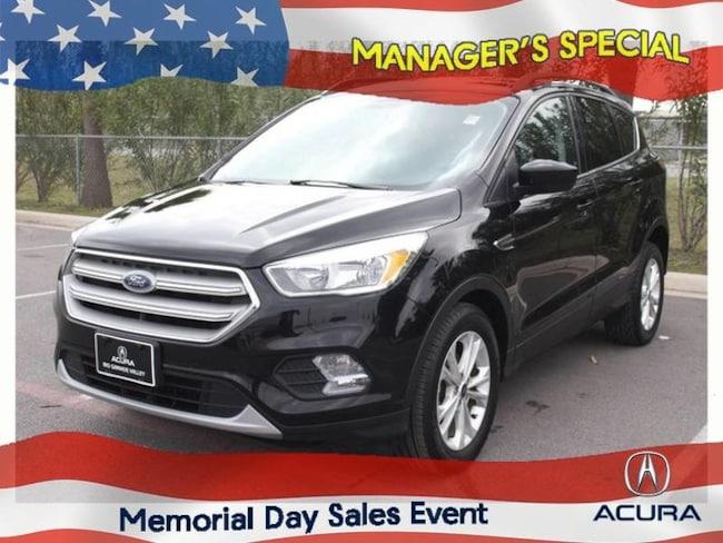 used 2018 Ford Escape SE SUV For Sale San Juan, TX