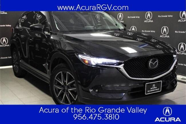 used 2018 Mazda CX-5 Grand Touring SUV For Sale San Juan, TX