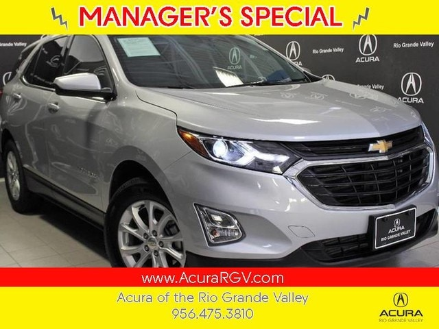 Used 2019 Chevrolet Equinox For Sale San Juan, TX | Stock