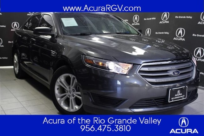 used 2018 Ford Taurus SE Sedan For Sale San Juan, TX