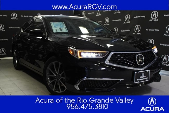 New 2019 Acura TLX 3.5 V-6 9-AT SH-AWD Sedan For Sale/Lease San Juan, TX