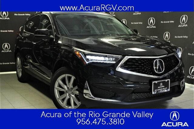 New 2020 Acura Rdx For Sale Lease San Juan Tx Vin 5j8tc1h35ll000928