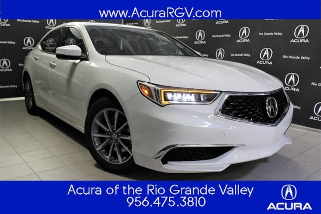 New 2020 Acura TLX with Technology Package Sedan For Sale/Lease San Juan, TX