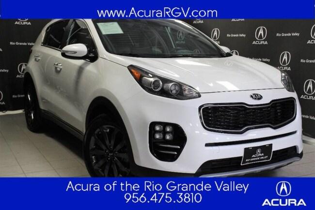 used 2018 Kia Sportage EX SUV For Sale San Juan, TX