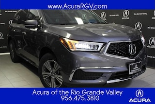 New 2019 Acura MDX Base SUV For Sale/Lease San Juan TX