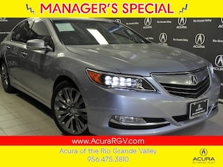 2016 Acura RLX RLX with Technology Package Sedan
