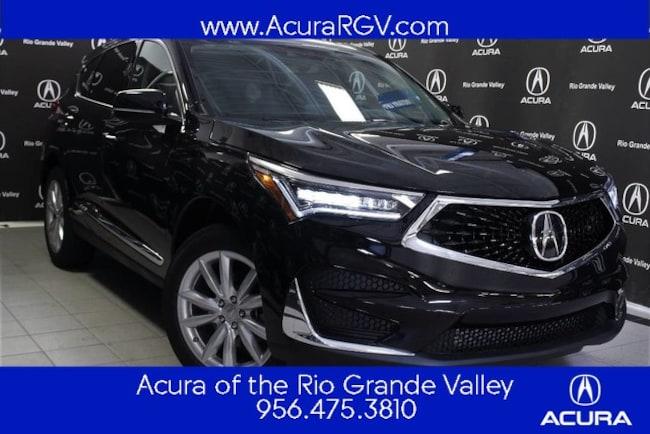 New 2020 Acura RDX Base SUV For Sale/Lease San Juan, TX