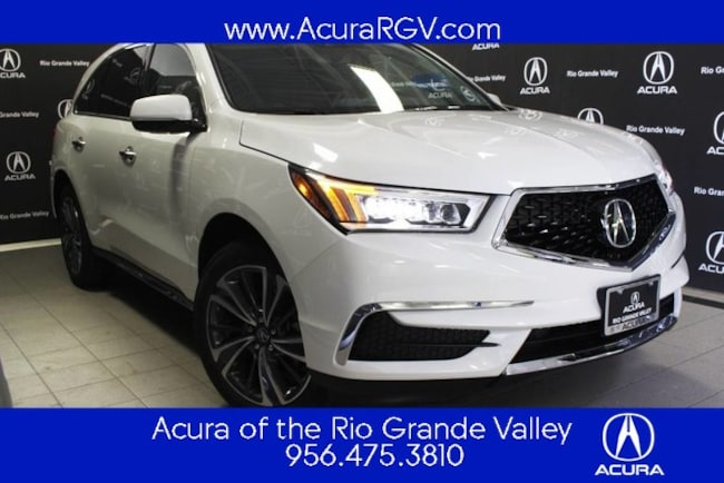 New 2019 Acura MDX with Technology Package SUV For Sale/Lease San Juan, TX