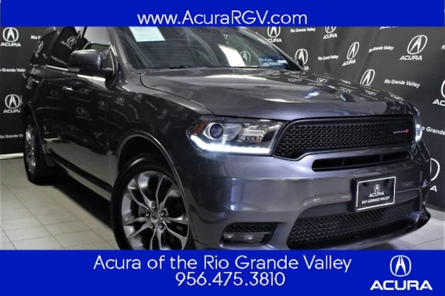used 2019 Dodge Durango GT SUV For Sale San Juan, TX