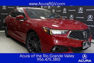 New 2019 Acura TLX 3.5 V-6 9-AT P-AWS with A-SPEC Sedan For Sale/Lease San Juan TX