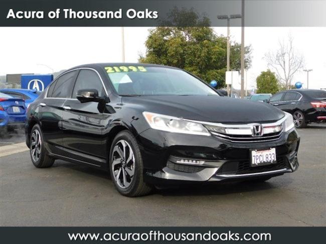 Honda Thousand Oaks >> Used 2016 Honda Accord For Sale At Acura Of Thousand Oaks Vin