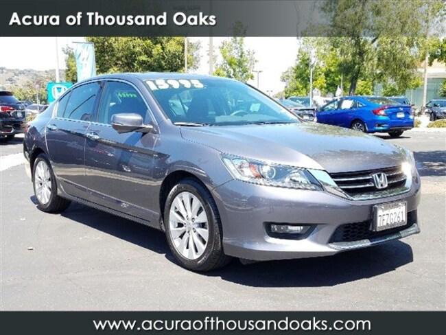 Honda Thousand Oaks >> Used 2014 Honda Accord For Sale At Acura Of Thousand Oaks Vin