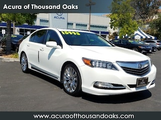 2014 Acura RLX RLX with Technology Package Sedan