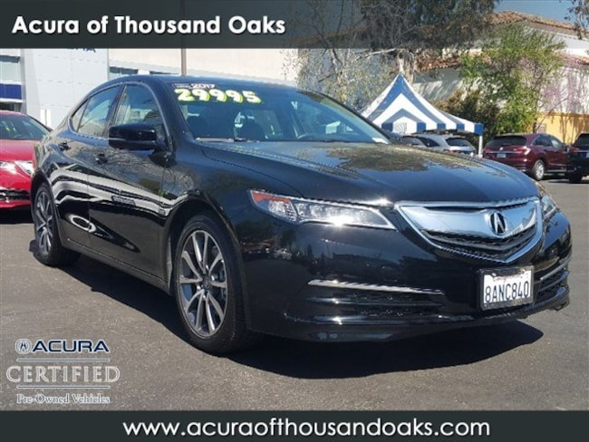 Acura Tsx 2017 >> Used 2017 Acura Tlx For Sale At Acura Of Thousand Oaks Vin