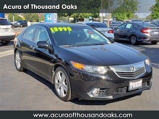2012 Acura TSX TSX V6 with Technology Package Sedan