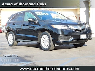 Acura Thousand Oaks >> Certified Inventory Acura Of Thousand Oaks