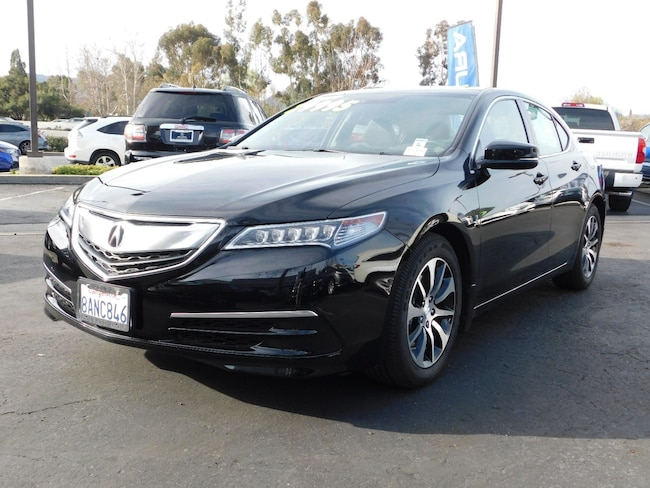 used 2017 acura tlx for sale at acura of thousand oaks. Black Bedroom Furniture Sets. Home Design Ideas