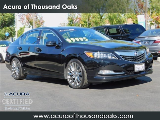 Acura Thousand Oaks >> Used 2017 Acura Rlx For Sale At Acura Of Thousand Oaks Vin
