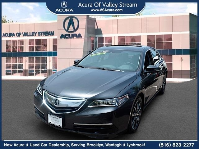 Used 2016 Acura Tlx For Sale In Lynbrook Ny At Acura Of