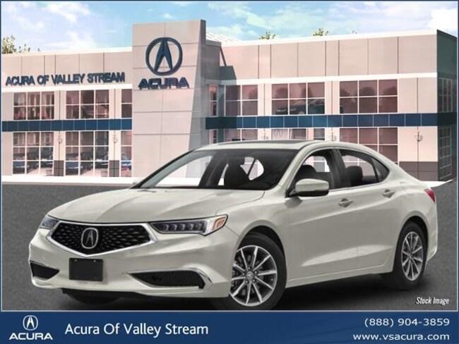 New 2020 Acura TLX Base Sedan in Valley Stream, NY
