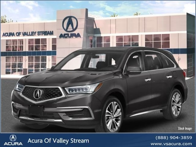 New 2020 Acura MDX SH-AWD with Technology Package SUV in Valley Stream, NY