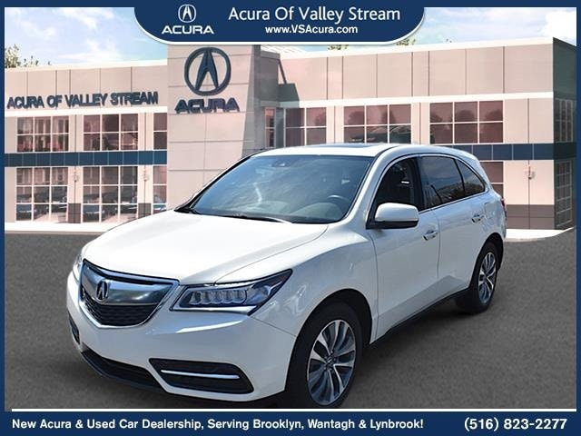 2016 Acura Mdx For Sale >> Used 2016 Acura Mdx For Sale In Lynbrook Ny At Acura Of Valley