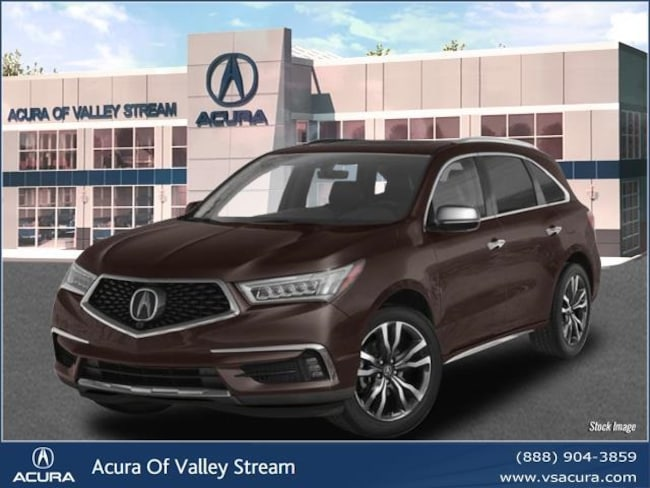 New 2019 Acura MDX SH-AWD with Technology Package SUV in Valley Stream, NY