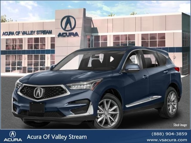 New 2020 Acura RDX SH-AWD with Technology Package SUV in Valley Stream, NY