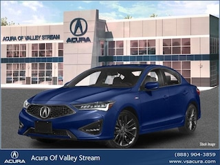 New 2019 Acura ILX with Premium and A-Spec Package Sedan in Valley Stream, NY