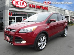 2016 Ford Escape Titanium/Perfect Carproof