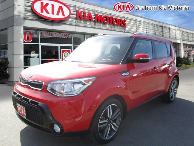 2014 Kia Soul SX Luxury/Perfect Carproof