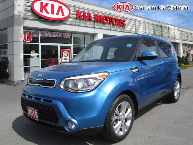 2015 Kia Soul EX+/Factory Warranty