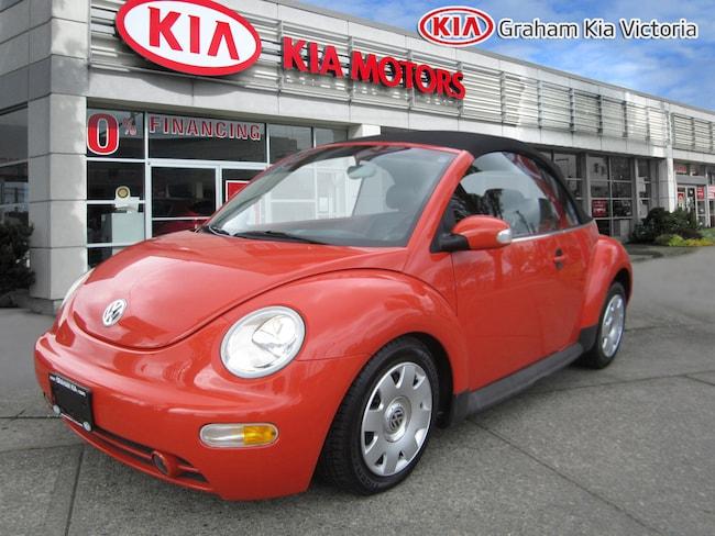 2003 Volkswagen Beetle PERFECT CARFAX