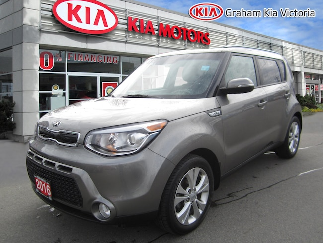 2016 Kia Soul EX+/Perfect Carfax