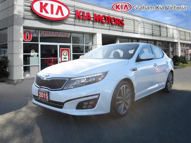 2015 Kia Optima PERFECT CARPROOF/FACTORY WARRANTY