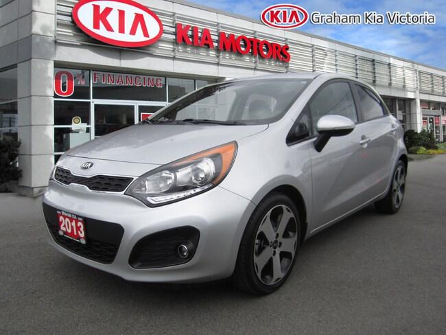 2013 Kia Rio5 SX/Perfect Carfax