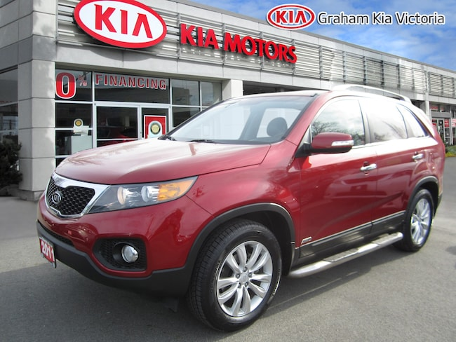 2011 Kia Sorento PERFECT CARFAX