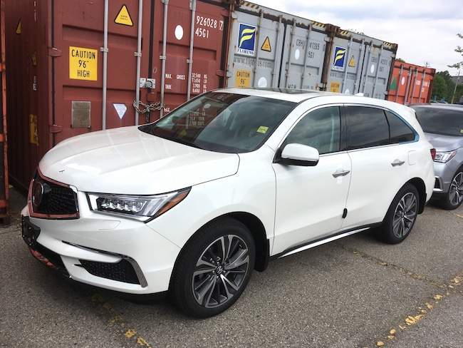 2019 Acura MDX Tech SUV