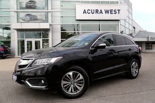 2016 Acura RDX Elite Package SUV