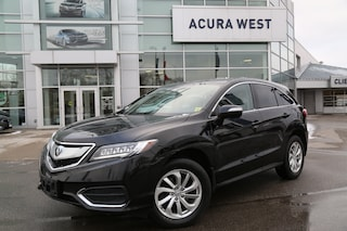 2016 Acura RDX Technology Package Extended warranty SUV