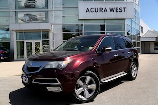 2013 Acura MDX Technology Package ONLY 89262kms SUV